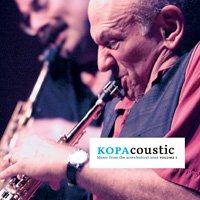KOPAcoustic: Music from KOPAfestival 2006, Vol.1