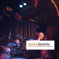 KOPAlectric: Music from KOPAfestival 2006, Vol.2