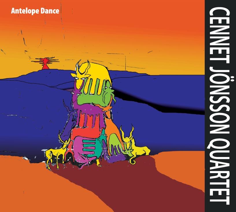 Cennet Jönsson Quartet: Antelope Dance