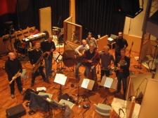 Relay Orchestra Foto: Göran Stegborn