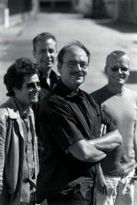 Cennet Jönsson Quartet Photo: Mats Persson