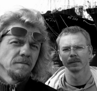 Henrik Frendin och Henrik Frisk