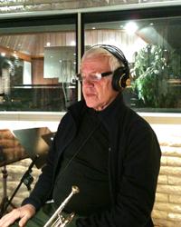 Jan Allan, trumpet i Lundín Danemo Kvintett