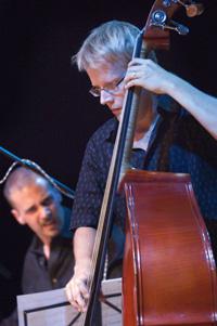 Mattias Hjorth and Peter Nilsson, KOPAfestival 2006 Photo: Mats Persson
