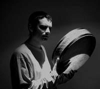 Paul Clarvis, drummer in Stroman/Jönsson Project