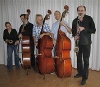 Triple Bass Fantasy  Photo: Lasse Seger
